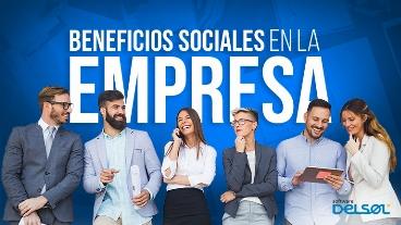 Beneficios sociales en la empresa