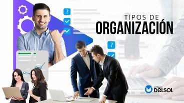 Tipos de organización