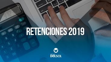 Retenciones 2019