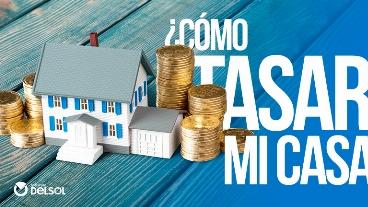 Cómo tasar mi casa