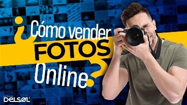 ¿Cómo vender fotos online?