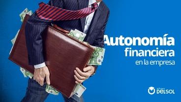 ¿Qué es la autonomía financiera en la empresa?