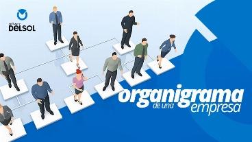 Organigrama d'una empresa