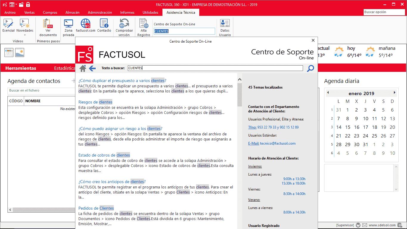 Centre de Suport Online (CSON)